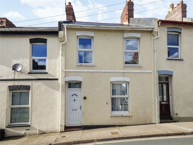 3 Bedrooms Terraced House for sale in Forest Road, Torquay, Devon
