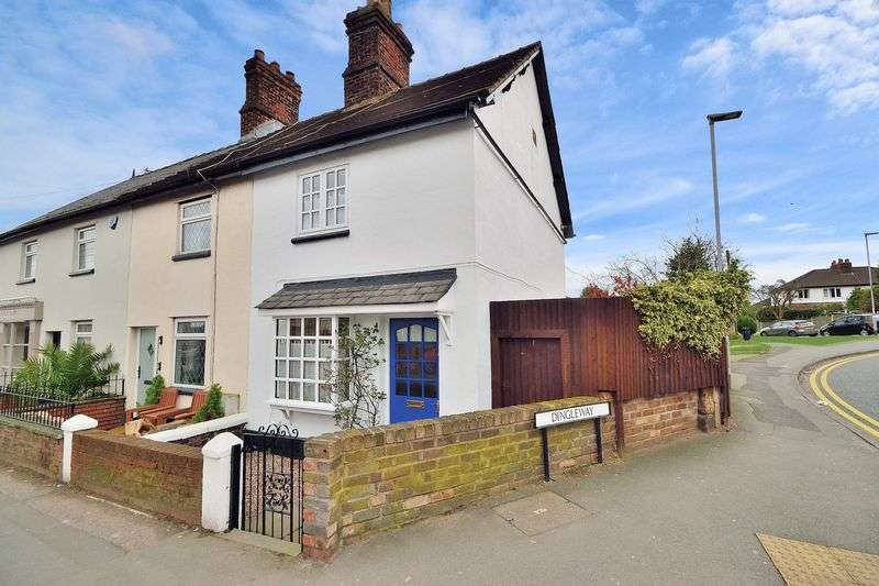 2 Bedrooms Terraced House for sale in London Road, Appleton, WA4 5BG