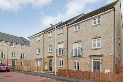 4 Bedrooms Semi Detached House for sale in Hoy Gardens, Motherwell