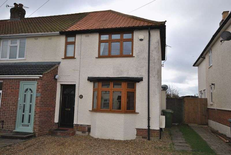 3 Bedrooms Terraced House for sale in Charles Avenue, Thorpe St Andrew, Norwich