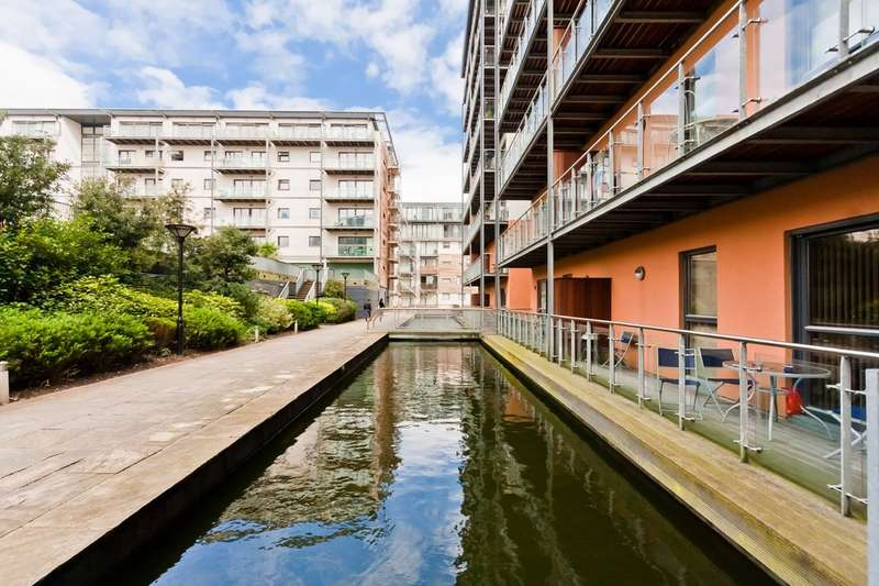 2 Bedrooms Flat for sale in Albion Works (Block D), Pollard Street