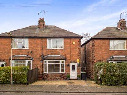 2 Bedrooms Semi Detached House for sale in Devonshire Drive, Stapleford, Nottingham