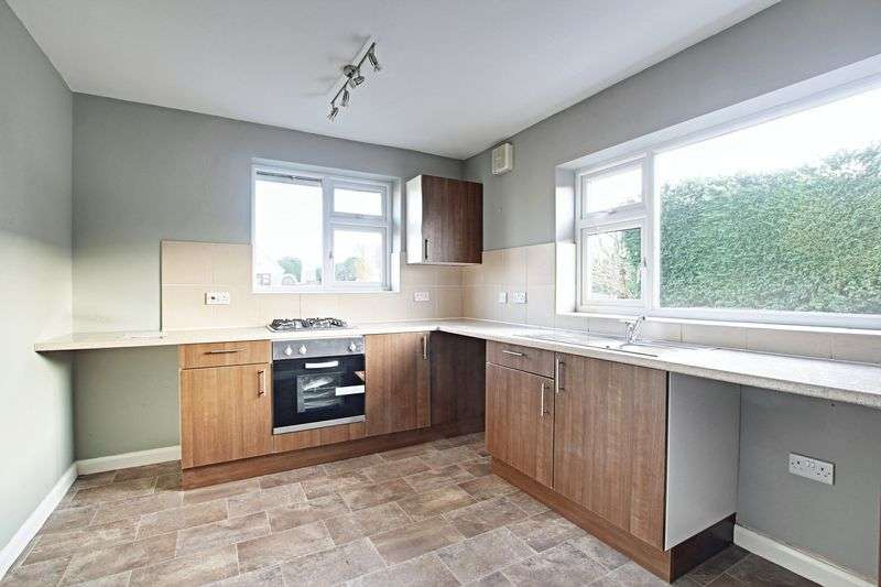 2 Bedrooms Semi Detached Bungalow for sale in Eastfield Road, Keyingham