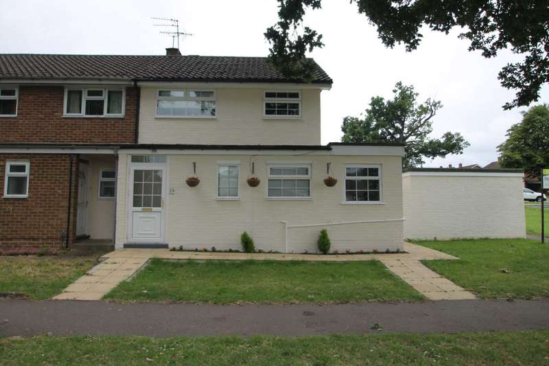 3 Bedrooms End Of Terrace House for sale in Plantation Walk, Gadebridge, Hemel Hempstead