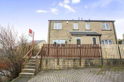 2 Bedrooms Semi Detached House for sale in Fairview Terrace, Halifax, West Yorkshire