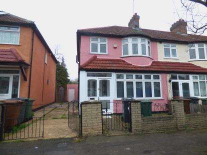 3 Bedrooms End Of Terrace House for sale in Walthamstow, London, Uk
