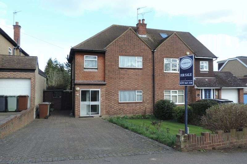 3 Bedrooms Semi Detached House for sale in The Shrublands, Potters Bar