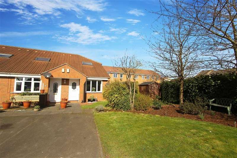 1 Bedroom Bungalow for sale in Blucher Road, North Shields, Tyne And Wear