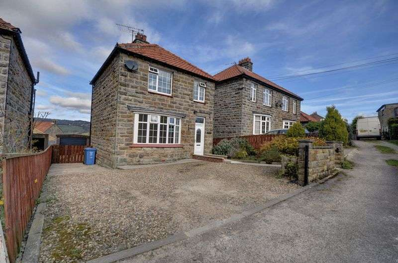 3 Bedrooms Detached House for sale in Eskdale Close, Sleights