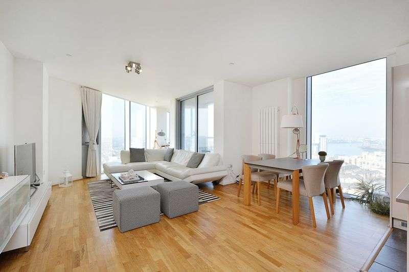 2 Bedrooms Flat for sale in Vertex Tower, Deptford, SE8