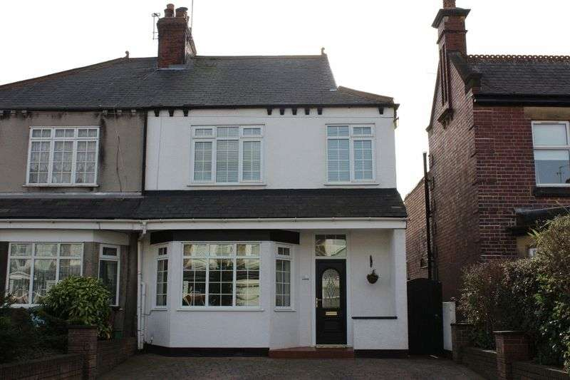4 Bedrooms Semi Detached House for sale in Carleton Road, Pontefract