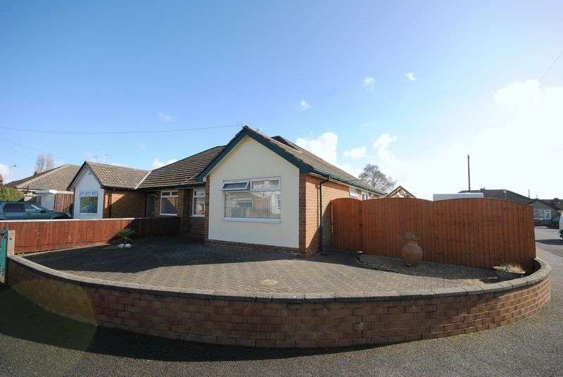 2 Bedrooms Semi Detached Bungalow for sale in Priorsfield, Moreton