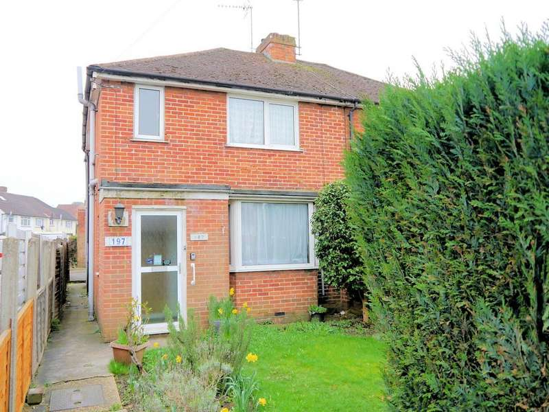 3 Bedrooms Semi Detached House for sale in Dedworth Road, Windsor SL4