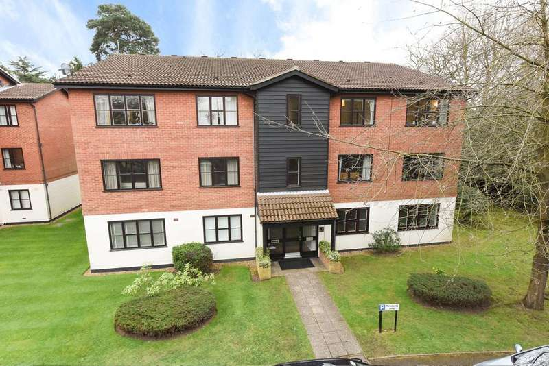 1 Bedroom Flat for sale in St Georges Lodge kt13