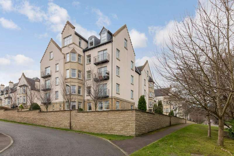 2 Bedrooms Flat for sale in 25/4 Mid Steil, Greenbank, EH10 5XB