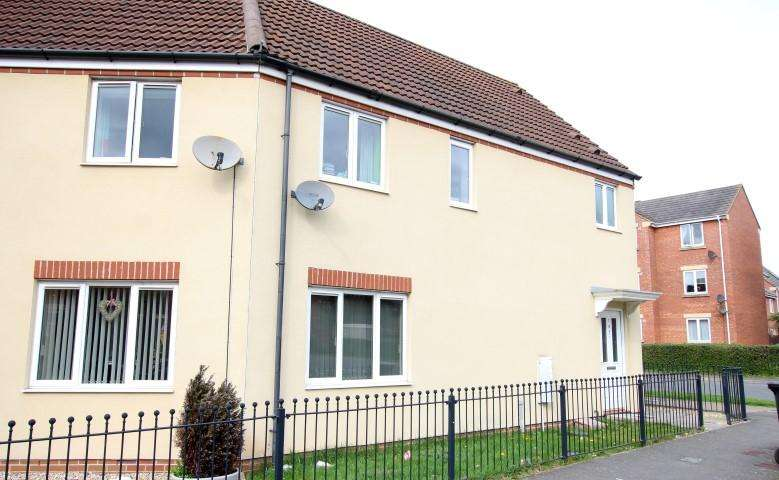 3 Bedrooms Semi Detached House for sale in Meadowlands Avenue, Bridgwater ta6