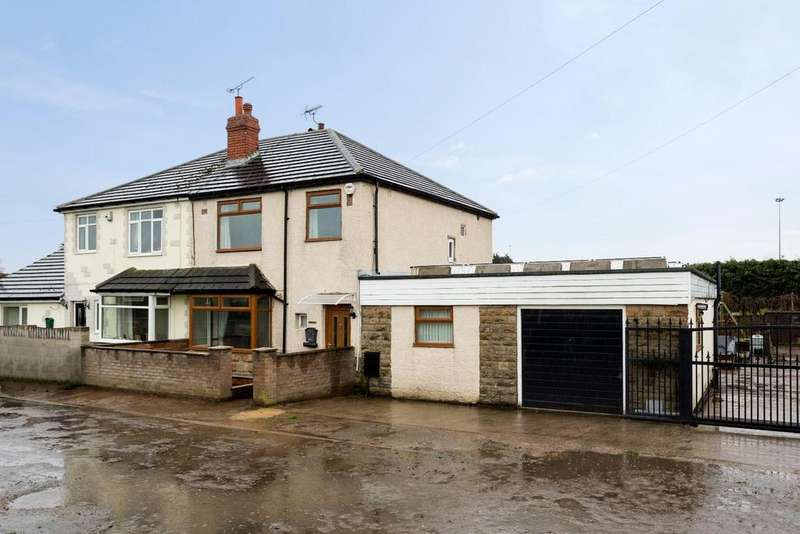 3 Bedrooms Semi Detached House for sale in Glebelands, Knottingley