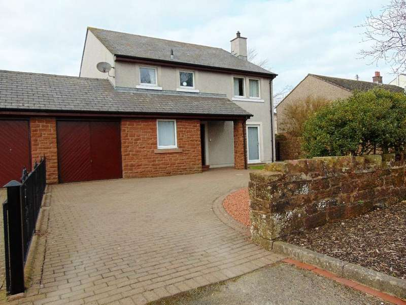 4 Bedrooms Detached House for sale in 5 Orchard Paddock, Allerby, Wigton, CA7 2NL