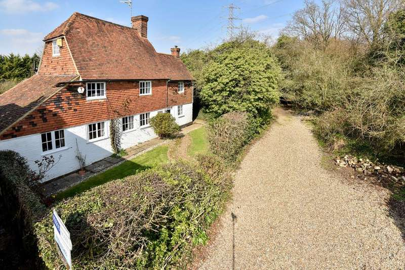 4 Bedrooms Cottage House for sale in Redwall Lane, Hunton