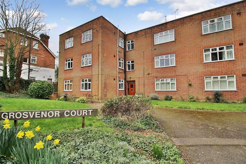 3 Bedrooms Flat for sale in Grosvenor Road, St. Albans