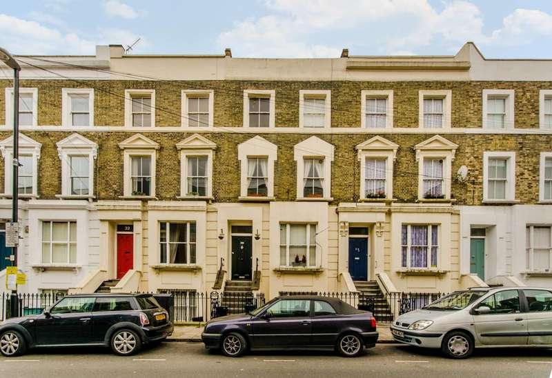 2 Bedrooms Maisonette Flat for sale in Benwell Road, Islington, N7