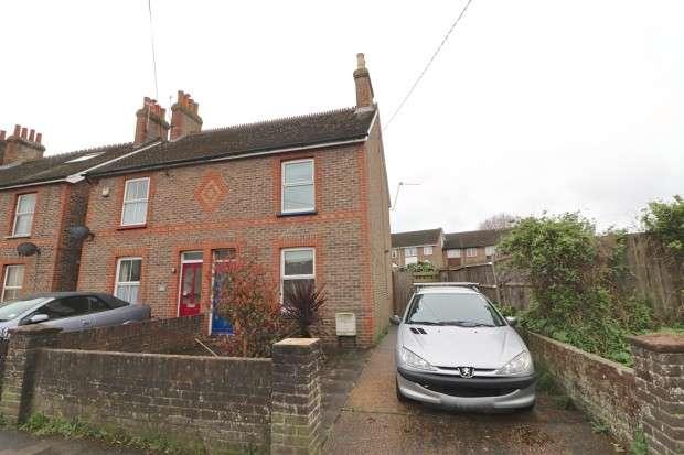3 Bedrooms Semi Detached House for sale in Station Road, Hailsham, BN27