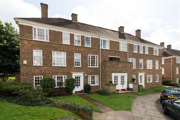 3 Bedrooms Flat for sale in Stonehills Court, College Road, Dulwich