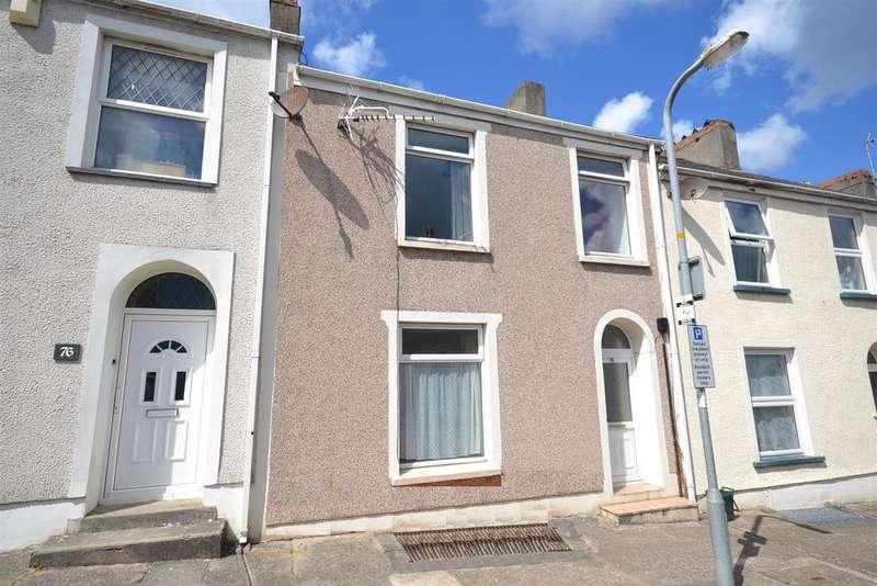 3 Bedrooms Terraced House for sale in Laws Street, Pembroke Dock