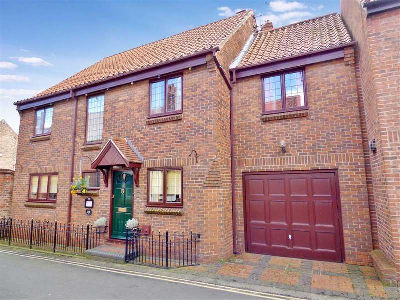 4 Bedrooms Detached House for sale in Dog And Duck Lane, Beverley