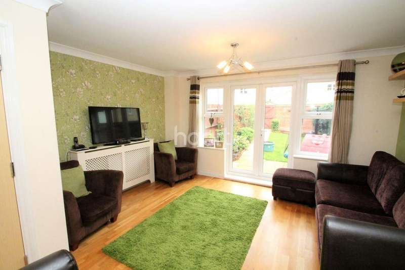 3 Bedrooms Terraced House for sale in Maltings Development, Witham, CM8