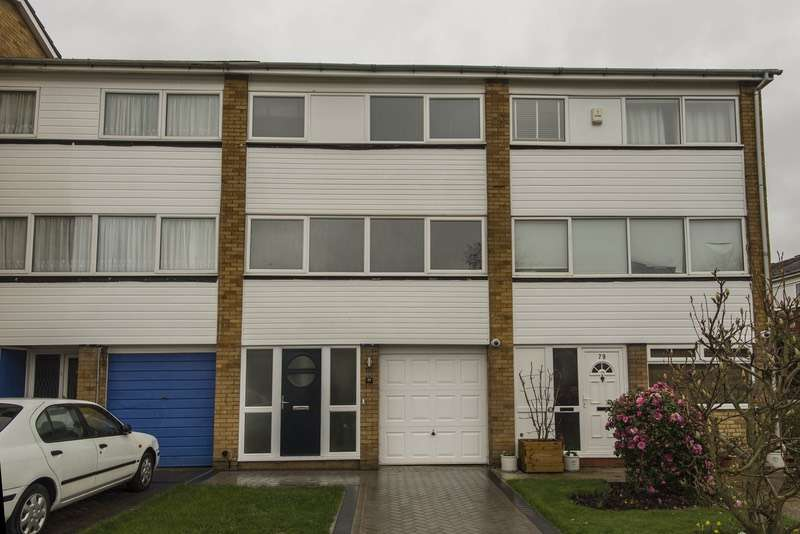 4 Bedrooms Terraced House for sale in Place Farm Avenue, Orpington, Kent, BR6