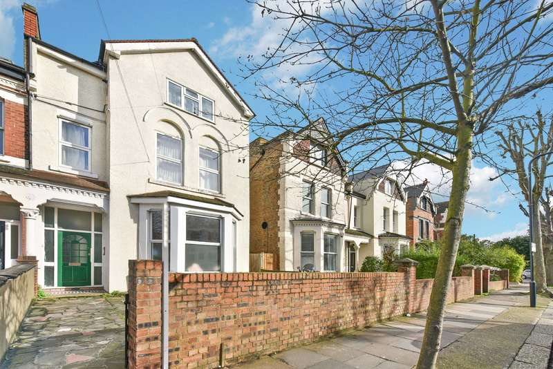 3 Bedrooms Flat for sale in Park Road, Harlesden