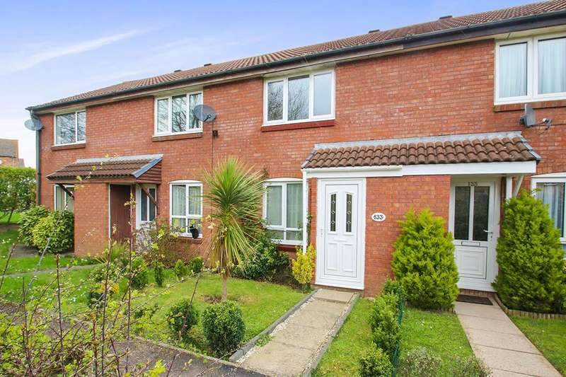 2 Bedrooms Property for sale in Allington Close, Taunton, TA1