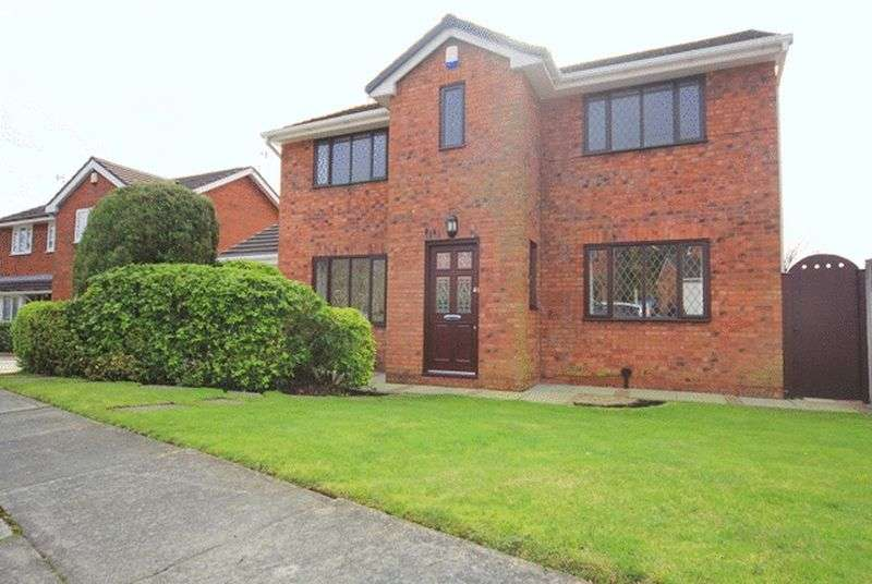 4 Bedrooms Detached House for sale in The Hollies, Woolton, Liverpool, L25