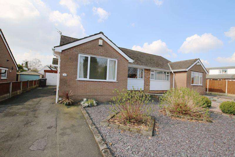 3 Bedrooms Semi Detached Bungalow for sale in Crossfield, Hutton