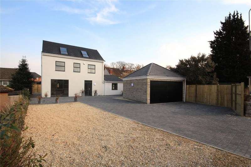 5 Bedrooms Detached House for sale in Badminton Road, Downend, Bristol, BS16