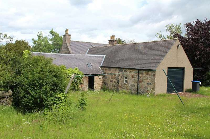 3 Bedrooms Detached House for sale in West Balbridie, Crathes, Banchory, Aberdeenshire