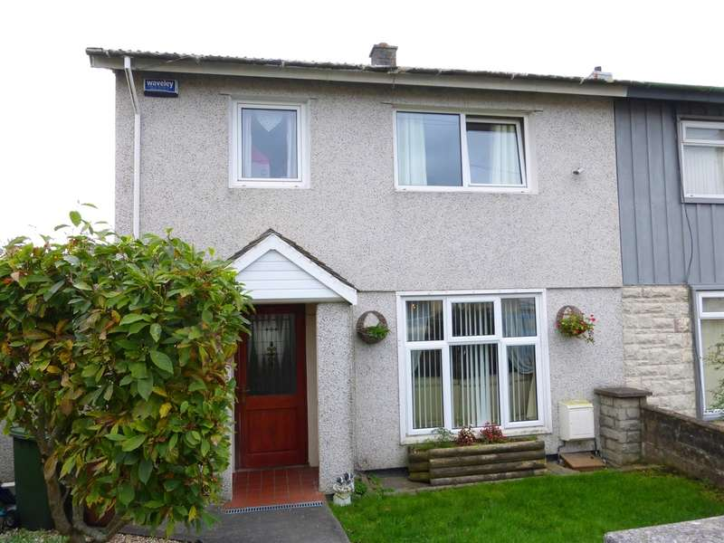 3 Bedrooms Semi Detached House for sale in Bryncelyn, Nelson, TREHARRIS