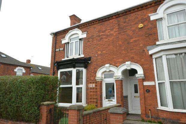 4 Bedrooms End Of Terrace House for sale in Hainton Avenue, GRIMSBY