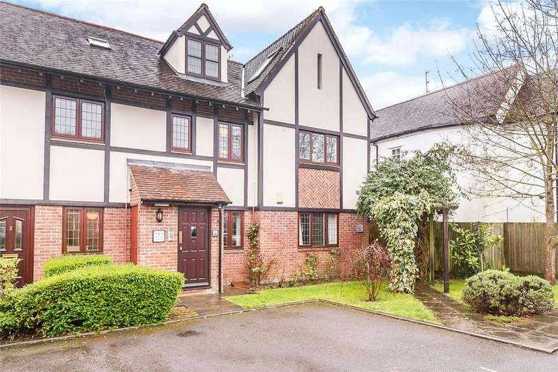 2 Bedrooms Flat for sale in Lovelace Square, 512 Banbury Road, Oxford