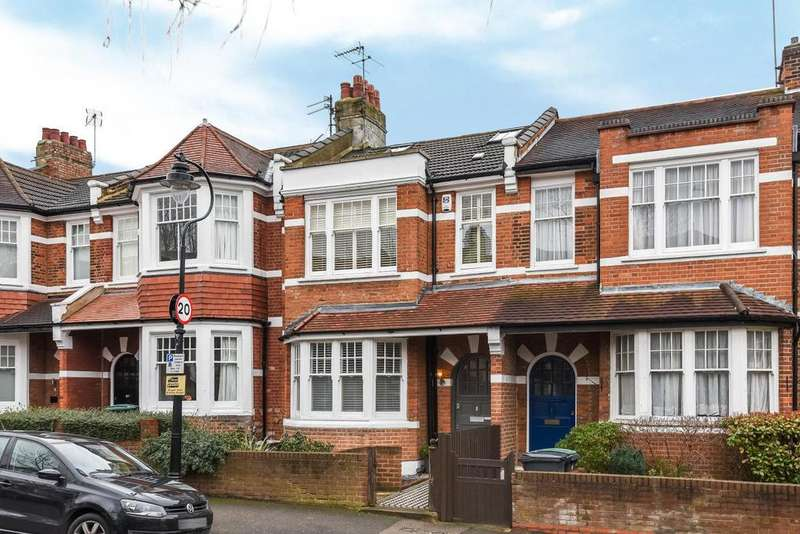 3 Bedrooms Terraced House for sale in Bedford Road, Crouch End, N8
