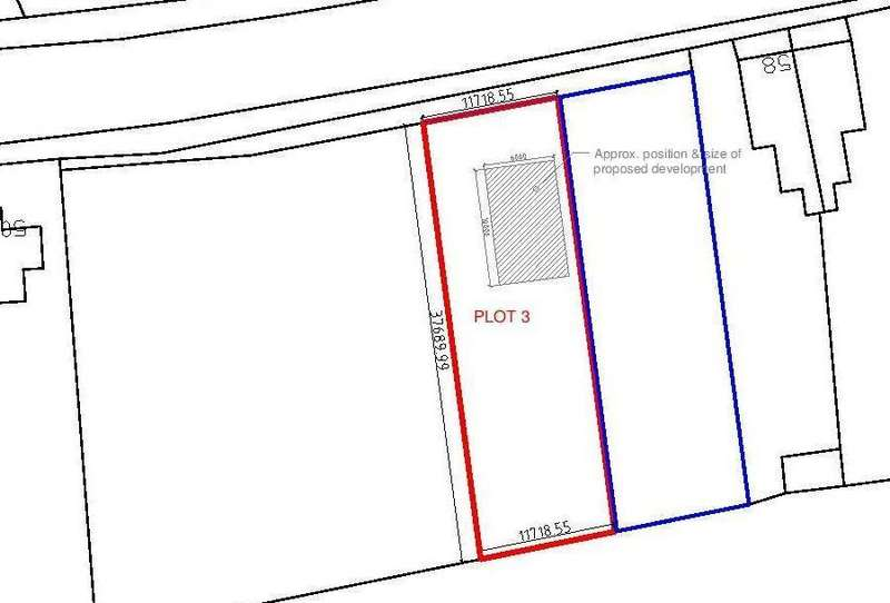 Plot Commercial for sale in Penygroes Road
