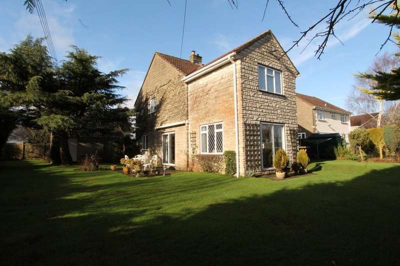 4 Bedrooms Detached House for sale in Farrington Gurney, Near Bristol