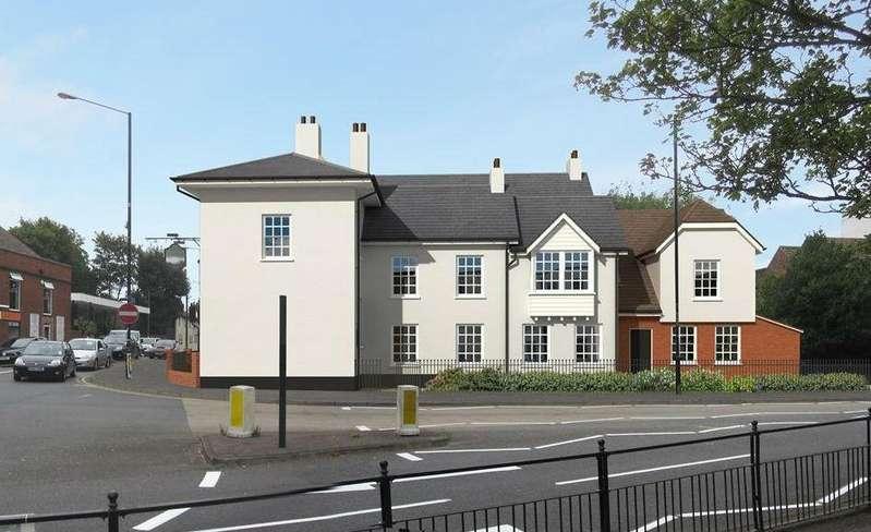 1 Bedroom Duplex Flat for sale in Garland Court, Sun Street, Billericay, Essex, CM12