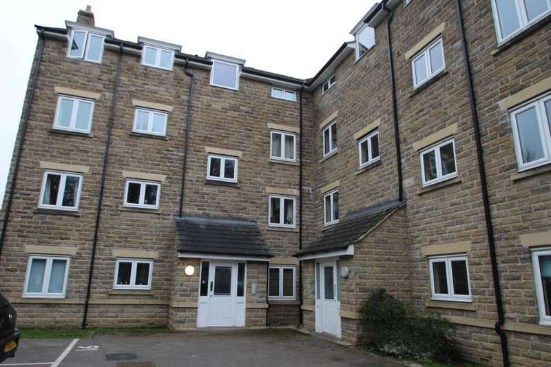 2 Bedrooms Flat for sale in YEW TREE HOUSE, LONGLANDS, IDLE, BD10 9UL