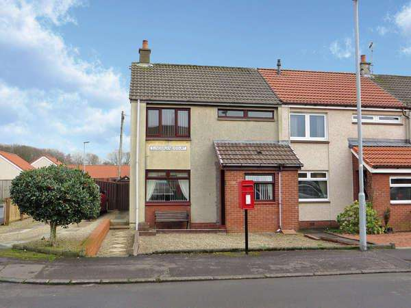 2 Bedrooms End Of Terrace House for sale in 36 Sunderland Court, Kilbirnie, KA25 6JN