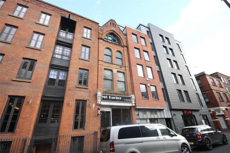 6 Bedrooms Flat for sale in Turner Street and Back Turner St, Northern Quarter, Manchester, M4