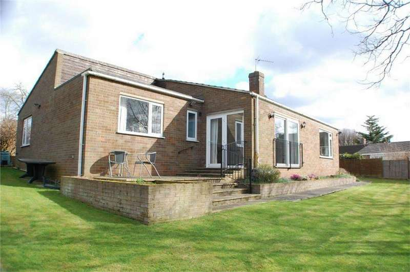 3 Bedrooms Detached Bungalow for sale in St Marys Close, Welwyn Village, Hertfordshire