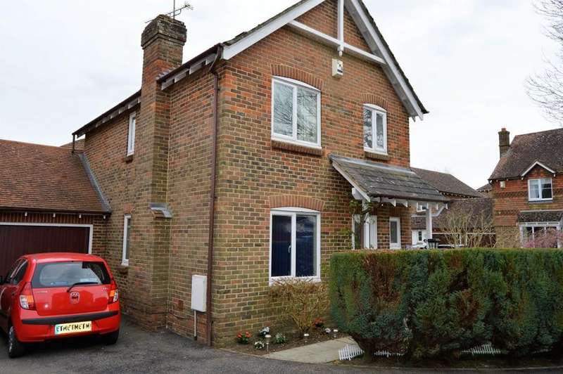 3 Bedrooms Semi Detached House for sale in Old School Close, Lenham