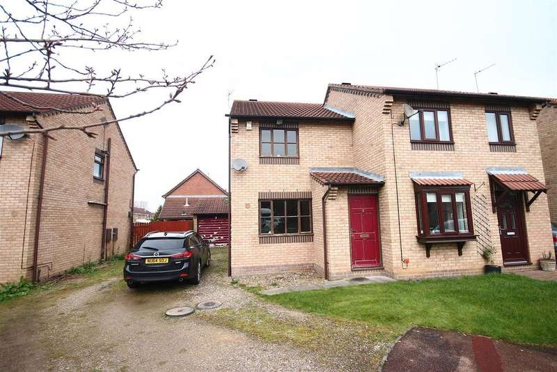 2 Bedrooms House for sale in Ilam Court, Ingleby Barwick, Stockton-On-Tees
